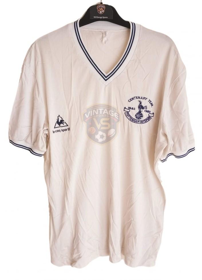a473344f0e32 Tottenham Hotspur Home voetbalshirt 1982 - 1983. Sponsored by no sponsor