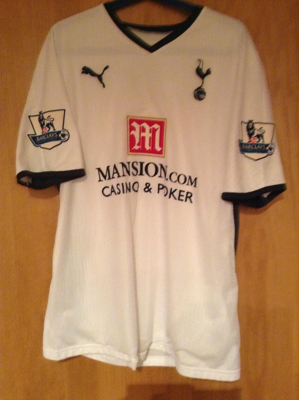 Seconda Maglia Tottenham Hotspur merchandising