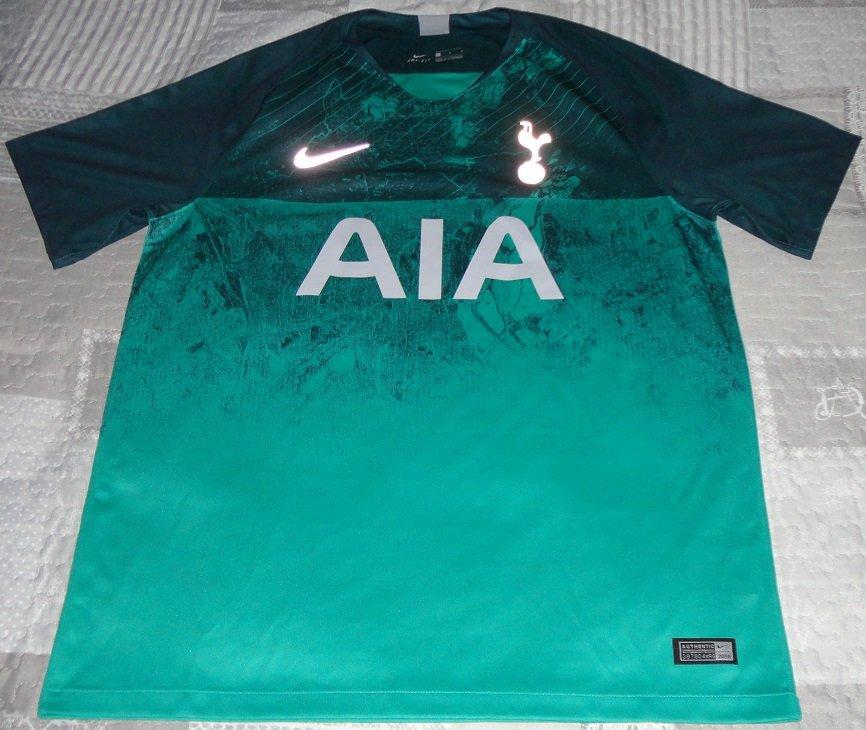 c3ad711d17b2f Nova Temporada Tottenham Hotspur Third camisa de futebol 2018 - 2019 ...