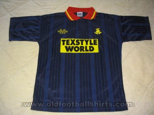 Partick Thistle Away football shirt 1994 - 1995