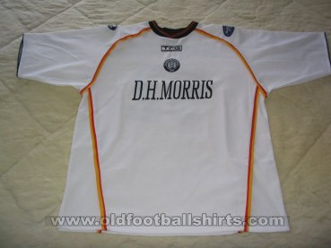 Partick Thistle Away football shirt 2002 - 2003
