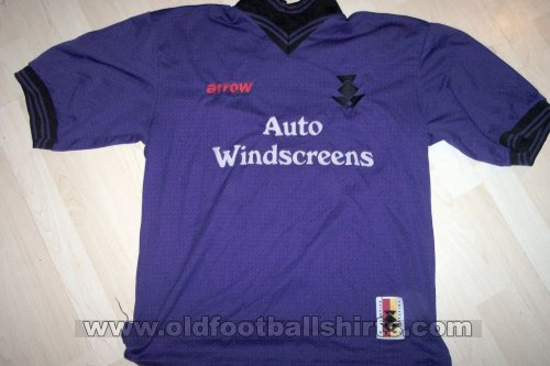 Partick Thistle Away football shirt 1997 - 1998