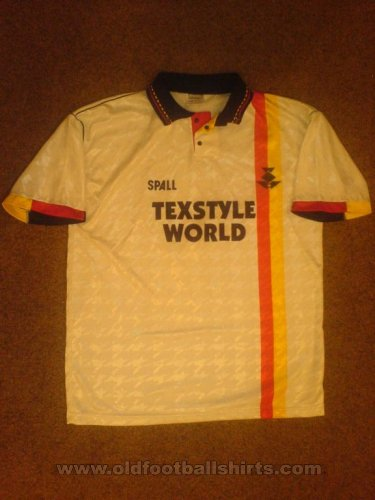 Partick Thistle Away football shirt 1991 - 1993