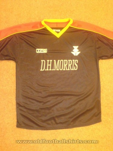 Partick Thistle Away football shirt 2004 - 2005