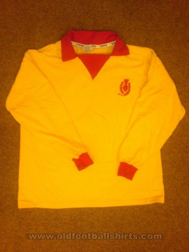 Partick Thistle Retro Replicas football shirt 1972 - 1975