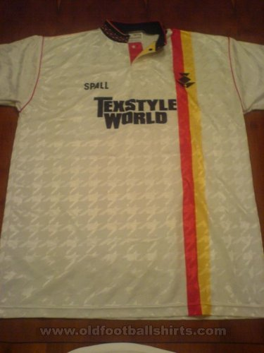 Partick Thistle Away football shirt 1990 - 1991