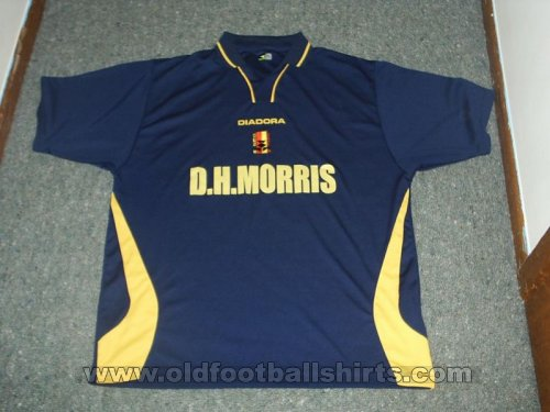 Partick Thistle Away football shirt 2006 - 2007