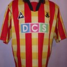 Partick Thistle football shirt 1996 - 1997