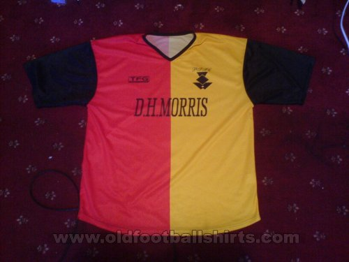 Partick Thistle Home football shirt 2004 - 2006
