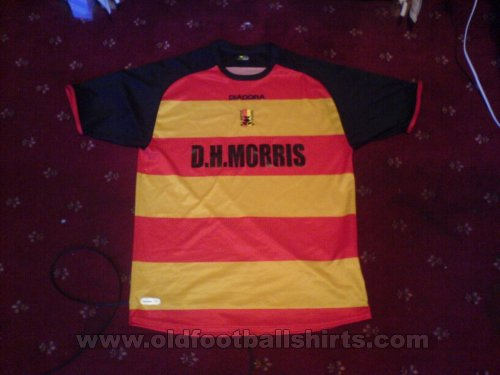 Partick Thistle Home football shirt 2006 - 2007