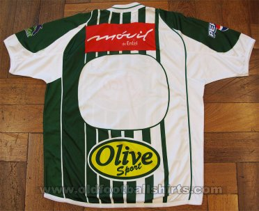 Oriente Petrolero Home Maillot de foot 2005