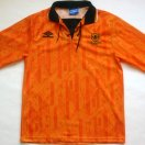 Alloa football shirt 1992 - 1994
