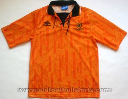 Alloa Home Camiseta de Fútbol 1992 - 1994