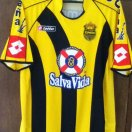 Real España football shirt 2007 - 2008