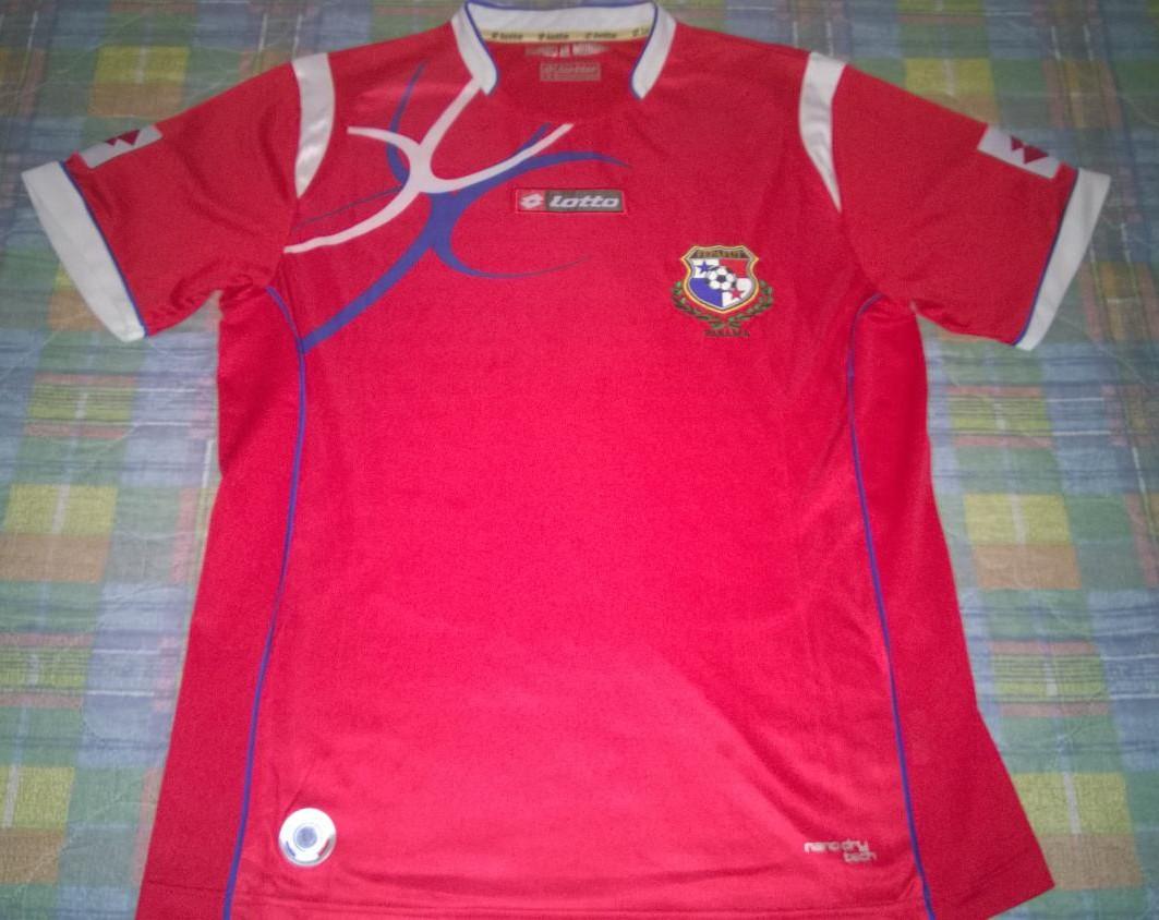 half off ab5a4 84bbe Panama Home football shirt 2012 - 2013.