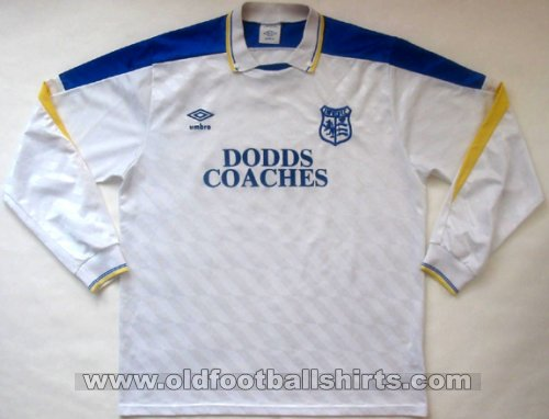 Enfield Home voetbalshirt  1989 - 1990
