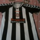 Shepshed Dynamo football shirt 2008 - 2009