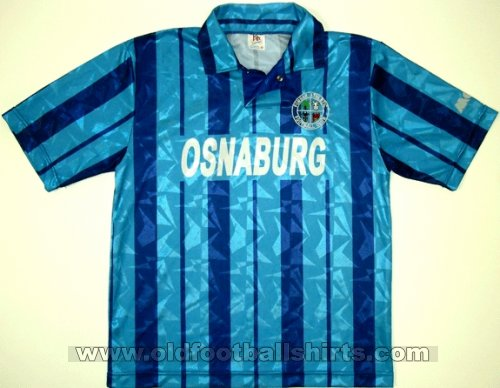 Forfar Athletic Home voetbalshirt  1996 - 1998