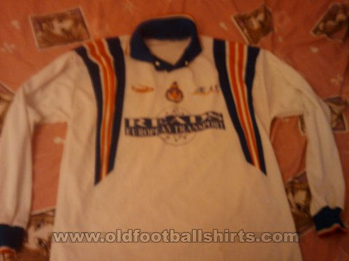 FC Clacton Home baju bolasepak (unknown year)