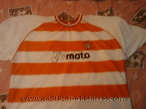 Brackley Town FC Home football shirt (unknown year)