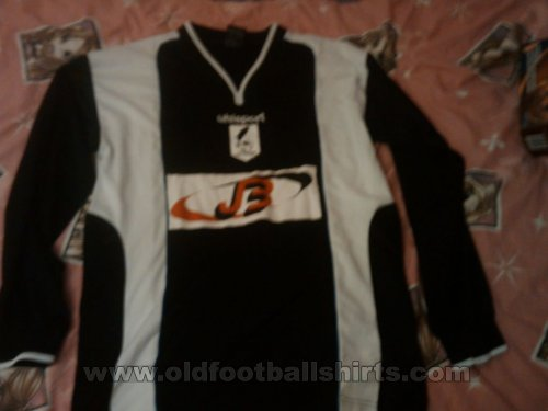Coalville Town Home football shirt 2008 - 2009