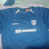 Home football shirt 2003 - 2005