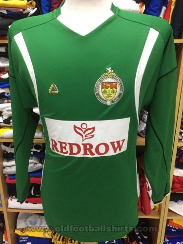 Ashford United FC Home voetbalshirt  (unknown year)