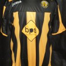 Leamington football shirt 2010 - 2011