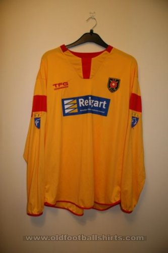 Albion Rovers Local Camiseta de Fútbol 2006 - 2007
