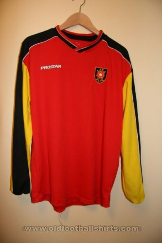 Albion Rovers Away football shirt (unknown year)