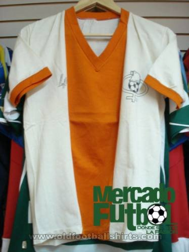 Cobresal Home football shirt 1980 - ?