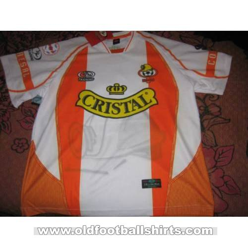 Cobresal Home football shirt 2003 - ?