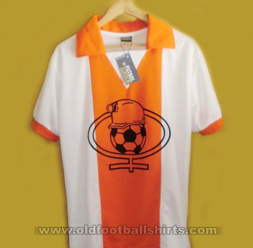 Cobresal Local Camiseta de Fútbol 1983 - ?
