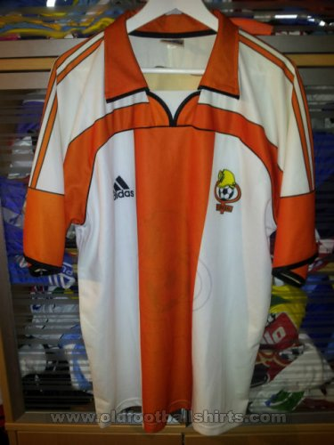 Cobresal Away football shirt 1999