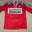 Kongsvinger IL football shirt 1999