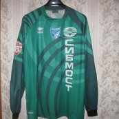 Goalkeeper football shirt 2010 - ?