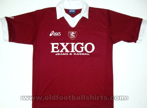 Salernitana Home football shirt 1999 - 2000