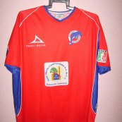 Local Camiseta de Fútbol 2003 - 2004