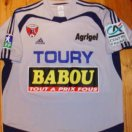 Clermont Foot football shirt 2004 - 2005