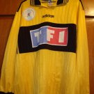 Third football shirt 1996 - 1997