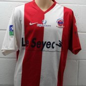 Away football shirt 2007 - 2008
