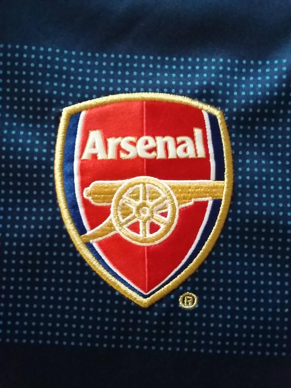 Arsenal Allenamento/Leisure maglia di calcio 2009 - 2010.