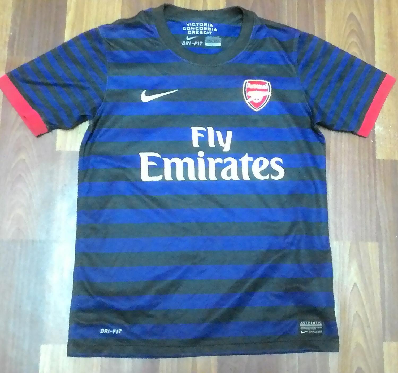 d19d340d915 Arsenal Away football shirt 2012 - 2013. Sponsored by Emirates