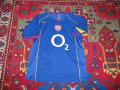 Arsenal Away baju bolasepak 2004 - 2005