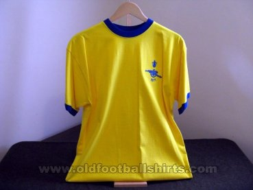 Arsenal Retro Replicas voetbalshirt  1971