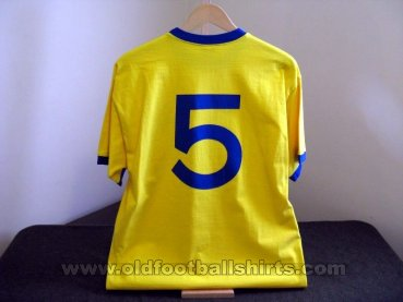 Arsenal Retro Replicas football shirt 1971