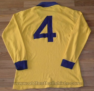 Arsenal Away football shirt 1978 - 1981