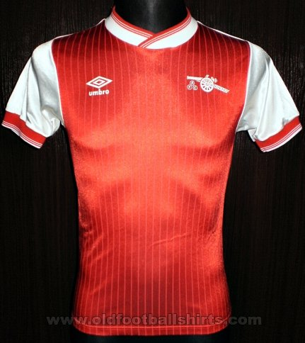 Arsenal Home football shirt 1984 - 1985