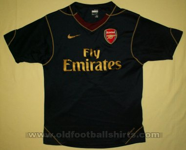 Arsenal Training/Leisure football shirt 2007 - 2008