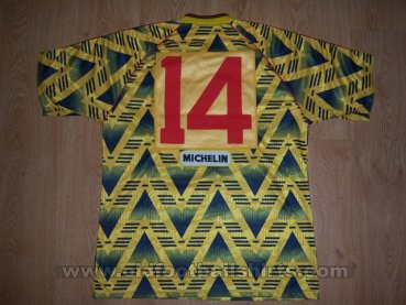 Arsenal Special football shirt 1991 - 1993